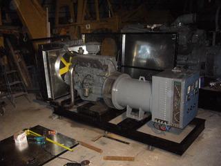 Grupo Electrógeno Bedford 70kva Diesel