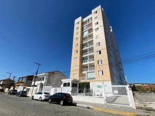 Belíssimo Apartamento Novo No Centro, Itanhaém, Cod.6877