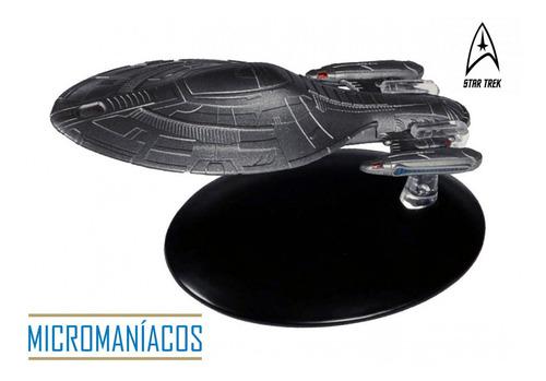 Imagem 1 de 6 de Armored Uss Voyager - Star Trek - Eaglemoss - Frete Grátis