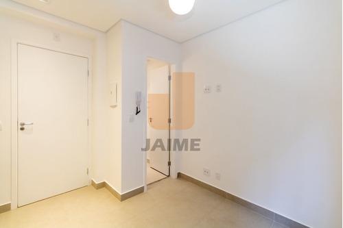 Apartamento Para Locação No Bairro Campos Elíseos Em São Paulo - Cod: Ja18282 - Ja18282