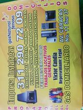 Gas Natural Y Propano 3112907209