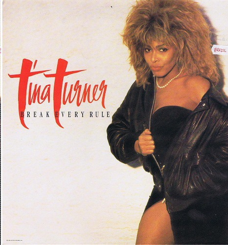 Imagem 1 de 1 de Lp, Album Tina Turner Break Every Rule