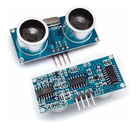 3 X Hc-sr04 Sensor Ultrasonico Arduino - 0127