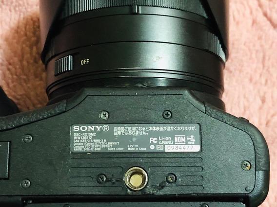 Máquina Fotográfica 4k/ Rx10-ii