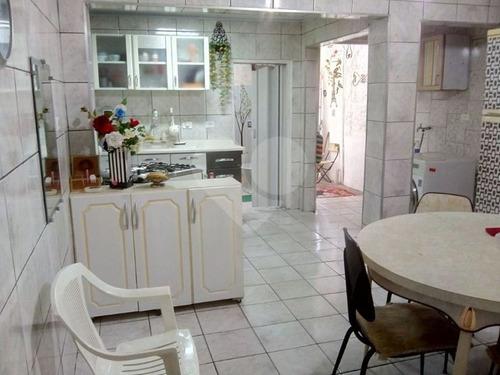 Sobrado Residencial À Venda, Tucuruvi, São Paulo. - 273-im323197