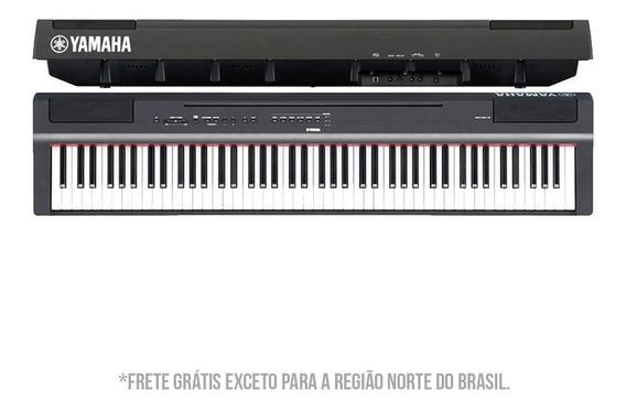 Piano Digital Yamaha P125 B - O Sucessor Do P115 !