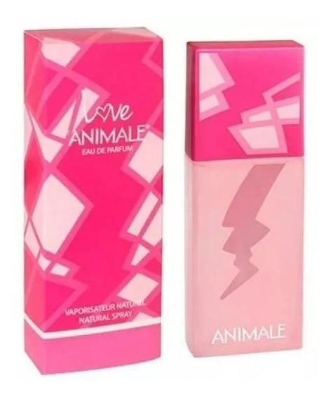 Perfume Animale Love Feminino 100ml Original Frete Grátis.
