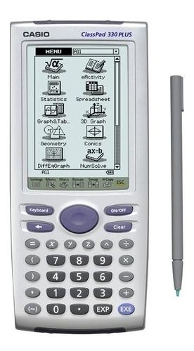 Calculadora Cientifica Casio Classpad330 Plus  Relojesymas