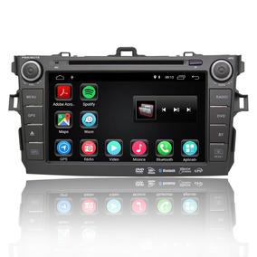 Central Multimídia Corolla 2009 2012 2013 2014 Android 8.1