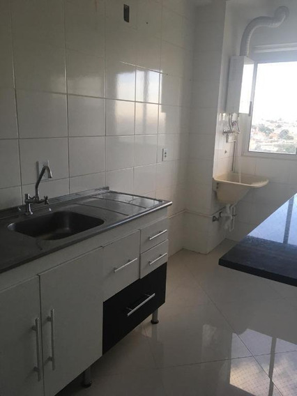 Apartamento Com 2 Dormitórios Para Alugar, 47 M² Por R$ 1.400/mês - Ponte Grande - Guarulhos/sp - Ap0149