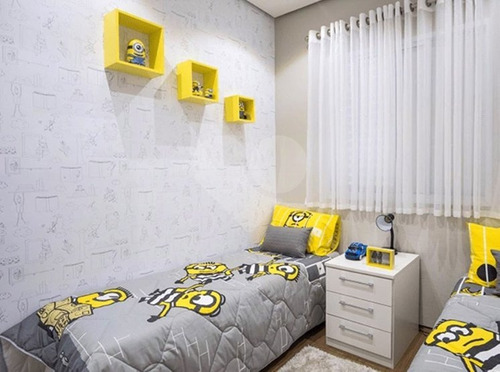 Excelente Apartamento Novo , 2 Dormitórios ,vila Assunção-santo André ,lazer Completo - 373-im471366