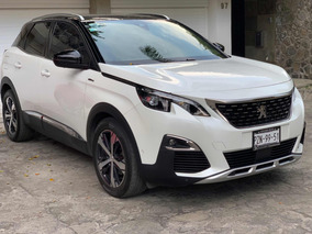 Peugeot 3008 2.0 Gt Line Hdi At 2018