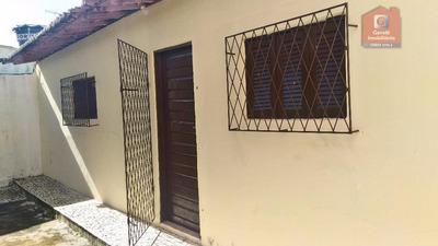 Casa Residencial Para Locação, Nova Parnamirim, Parnamirim.l0181 - Codigo: Ca0160 - Ca0160