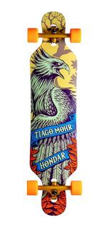 Longboard Completo Hondar Drop Tiago Mohr Brilha Escuro