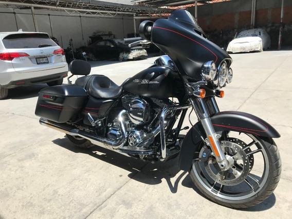 Harley Davidson Street Glide Special 2014