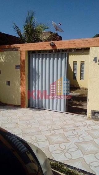 Vende-se Casa No Bairro Alameda Dos Cajueiros - Ca0318