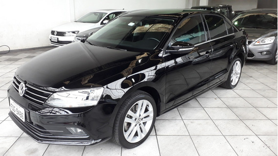 Vw Jetta 2.0 Tsi Highline 21.000 Km 2015 Preto