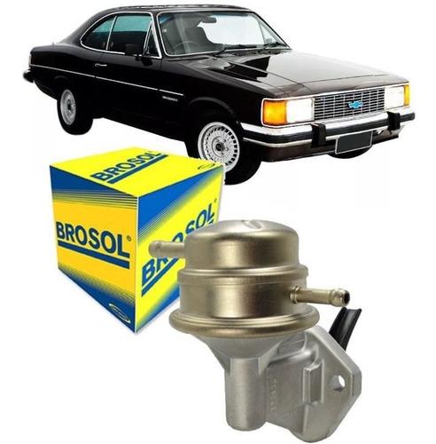 Imagem 1 de 2 de Bomba Gasolina Mecanica Opala Caravam C10 Veraneio Original