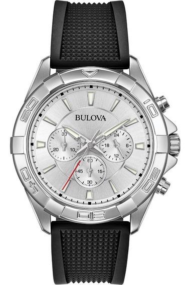 Reloj Bulova Para Caballero Modelo: 96a213 Envio Gratis