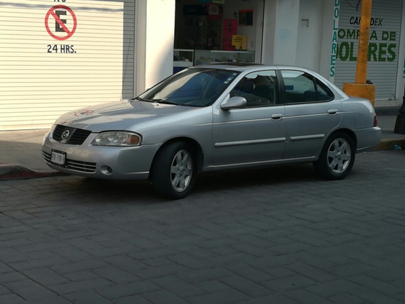 Nissan Sentra 2005 Gxe L2 Aa Ee Abs Qc At