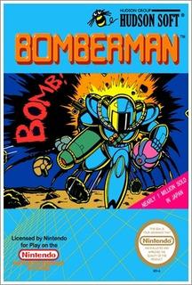 Pôsteres De Jogos Nintendo - Bomberman