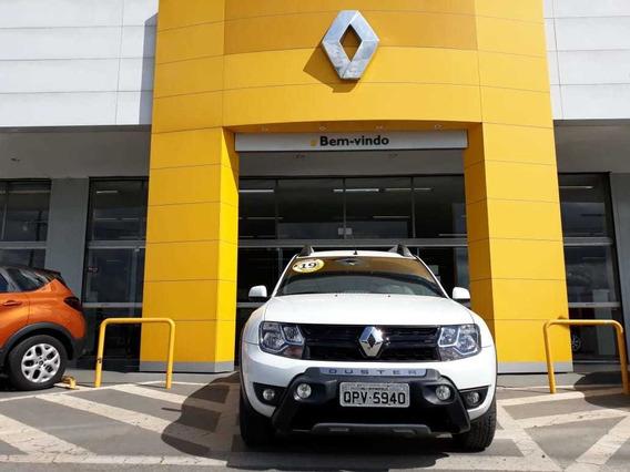 Renault Oroch 1.6 16v Dynamique Hi-flex Mt 2019