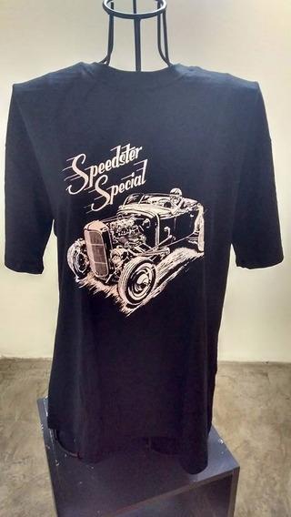 Camiseta Personalizada Speedster Special