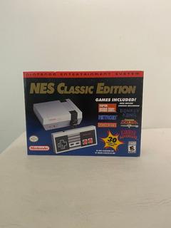 Nes Classic Edition + 30 Juegos + 1 Joystick + Hdmi