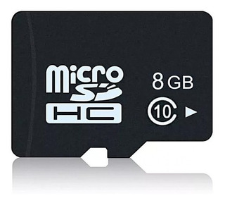 50 Memorias Microsd 8gb Clase10 Genérica A Granel Económicas