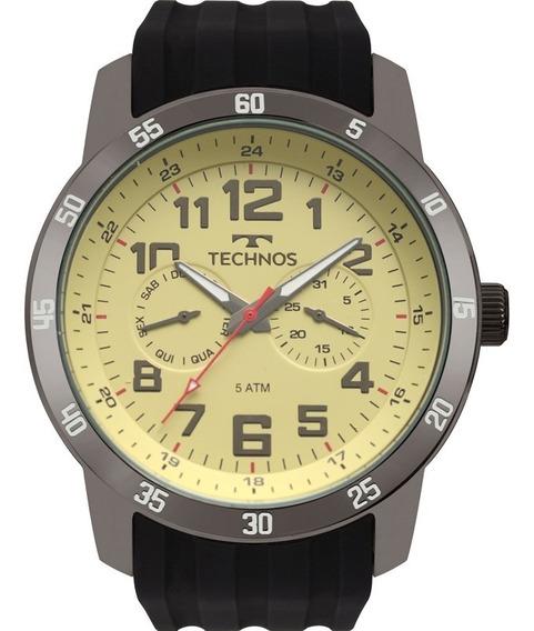 Relógio Analogo Technos 6p25bv/8b Racer