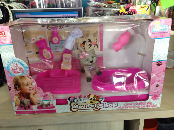Pet Shop Brinquedo