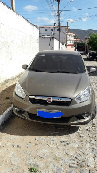 Fiat Grand Siena 1.4 Attractive Flex 4p 2015