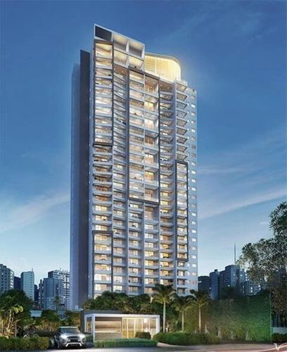 Imagem 1 de 29 de Apartamento Residencial Para Venda, Pinheiros, São Paulo - Ap4684. - Ap4684-inc