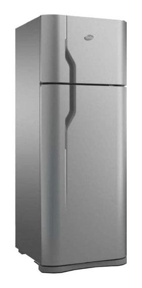 Heladera Gafa HGF367AF platinum con freezer 330L 220V