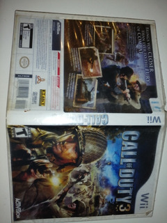 Call Of Duty 3 Wii - The Store Game