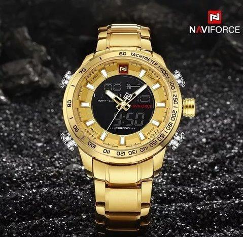 Relógio Narviforce 9093 Original - Frete Grátis