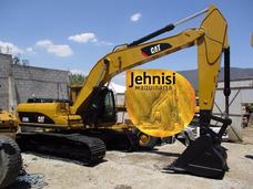 Excavadora Caterpillar 325dl 320dl Recien Importada Año 2008