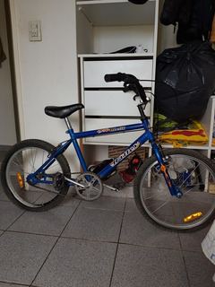 Bicicleta Rodado 20 Halley Obelix