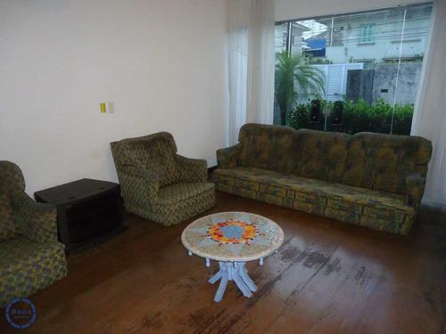 Casa Com 3 Dorms, Boqueirão, Santos - R$ 4.000.000,00, 516m² - Codigo: 8592 - A8592