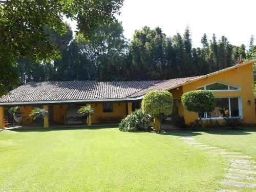 Casas Tepoztlán - Bienes Raíces - Casa Sola Valle De Atongo