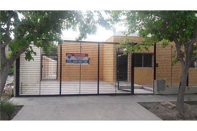 Casa A Estrenar Barrio 23 De Octubre, Rivadavia.