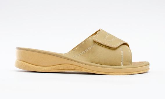 Zapatos Sandalias Chinelas Suffle Dama Capellada S1513