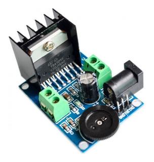 Mini Amplificador Tda7297 30 Watts Sonido Stereo