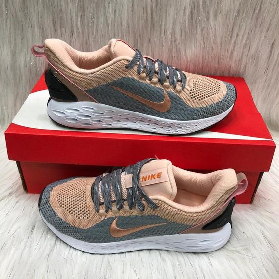 Zapatillas Tenis Nike Zoom Mujer Original