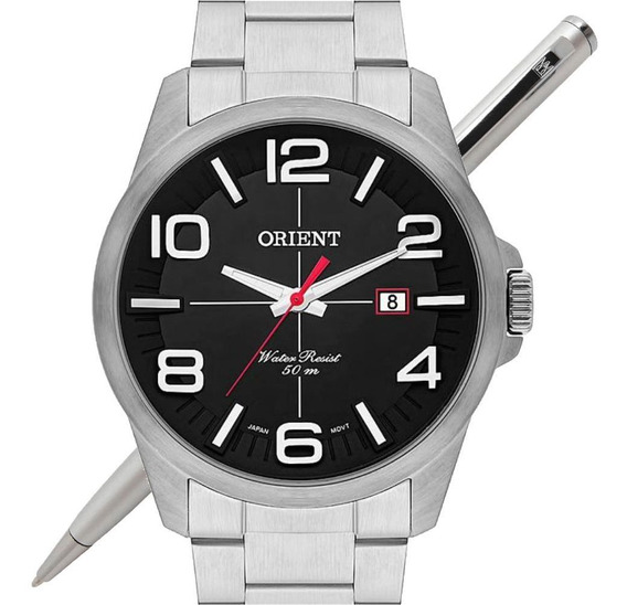 Relógio Orient Masculino Mbss1289 P2sx Analógico - C/ Nfe