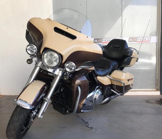 Harley Davidson Electra Glide 1700 Ultra Limited 2014