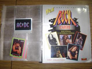 Rock 1997: 29 Tarjetas Coleccionables + Extras