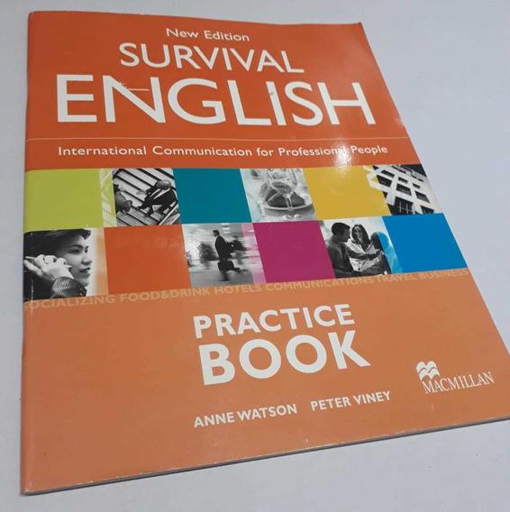 Survival English. Workbook Peter Viney Macmillan Inglês
