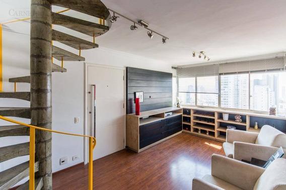 Cobertura Residencial À Venda, Higienópolis, São Paulo. - Co0005