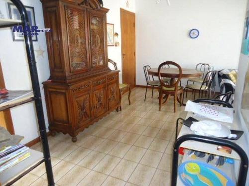 Imagem 1 de 13 de Apartamento Residencial À Venda, Vila Luis Antônio, Guarujá - . - Ap3694